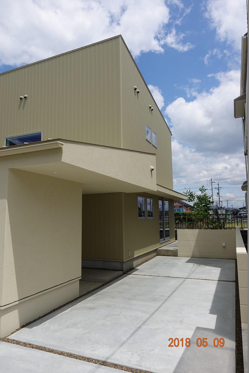I N 様邸(岐阜市)