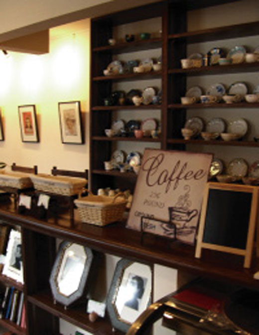 cafe&gallery温温