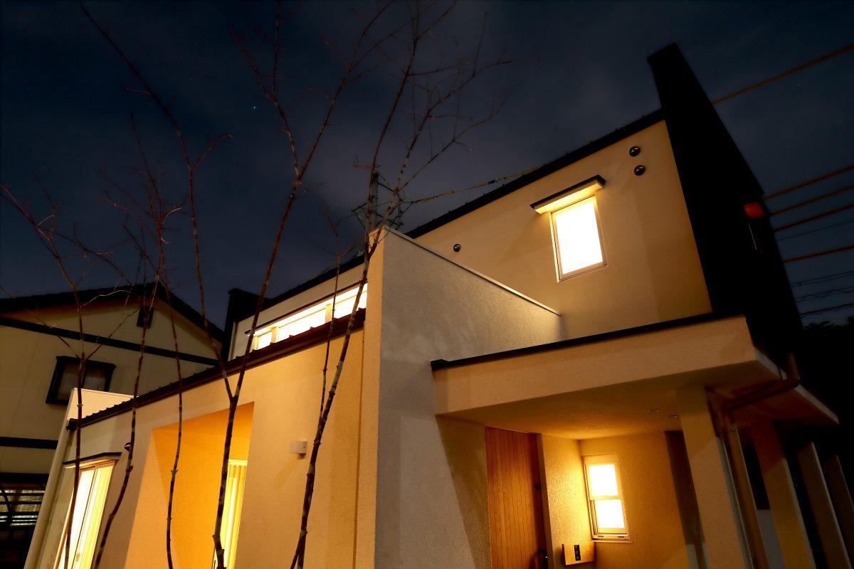 Ta様邸(岐阜市 川部) 夫婦二人で住まわれる小さなお家。