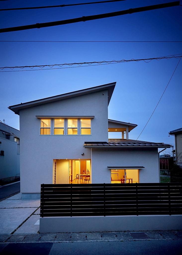 優しくて かわいい家